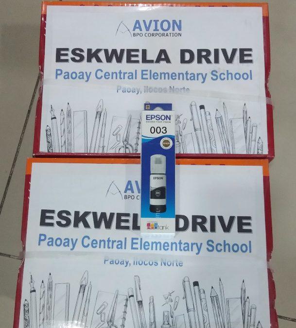 Love Sharing – Eskwela Drive 2020